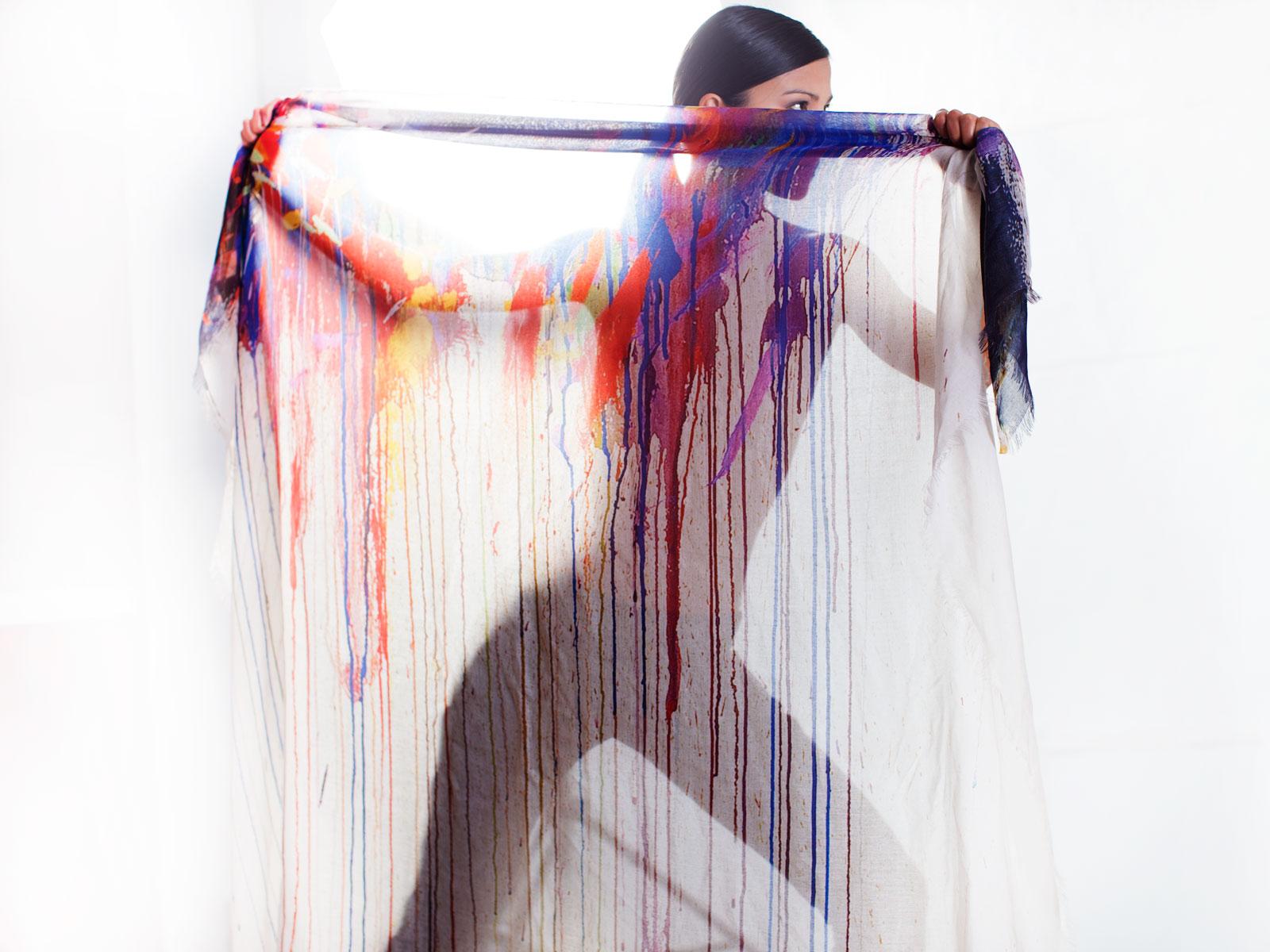 opere indossabili di Cinzia Fiaschi